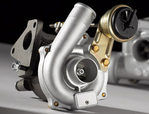 Imagen de un turbocompresor