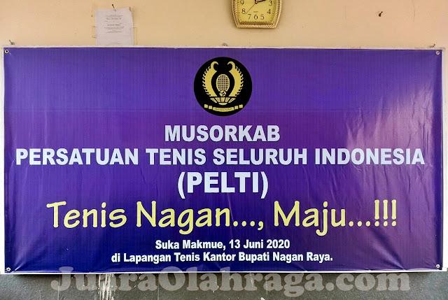 Musyawarah Olahraga Kabupaten (Musorkab) PELTI Nagan Raya, Aceh