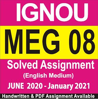 meg 08 solved assignment 2019-20; meg-8 assignment 2020; meg 8 solved assignment; ignou meg assignment solved 2020; ignou meg 8 solved assignment 2019-20; meg 08 assignment 2019-20; meg8 solved assignment 2019-20; ignou meg assignment july 2020-21
