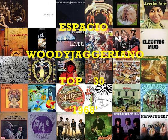 Los mejores discos de 1968