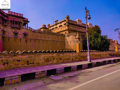 Story About Bikaner Fort