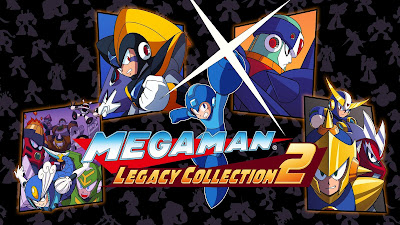 Mega Man Legacy Collection 2 PC Game Free Download