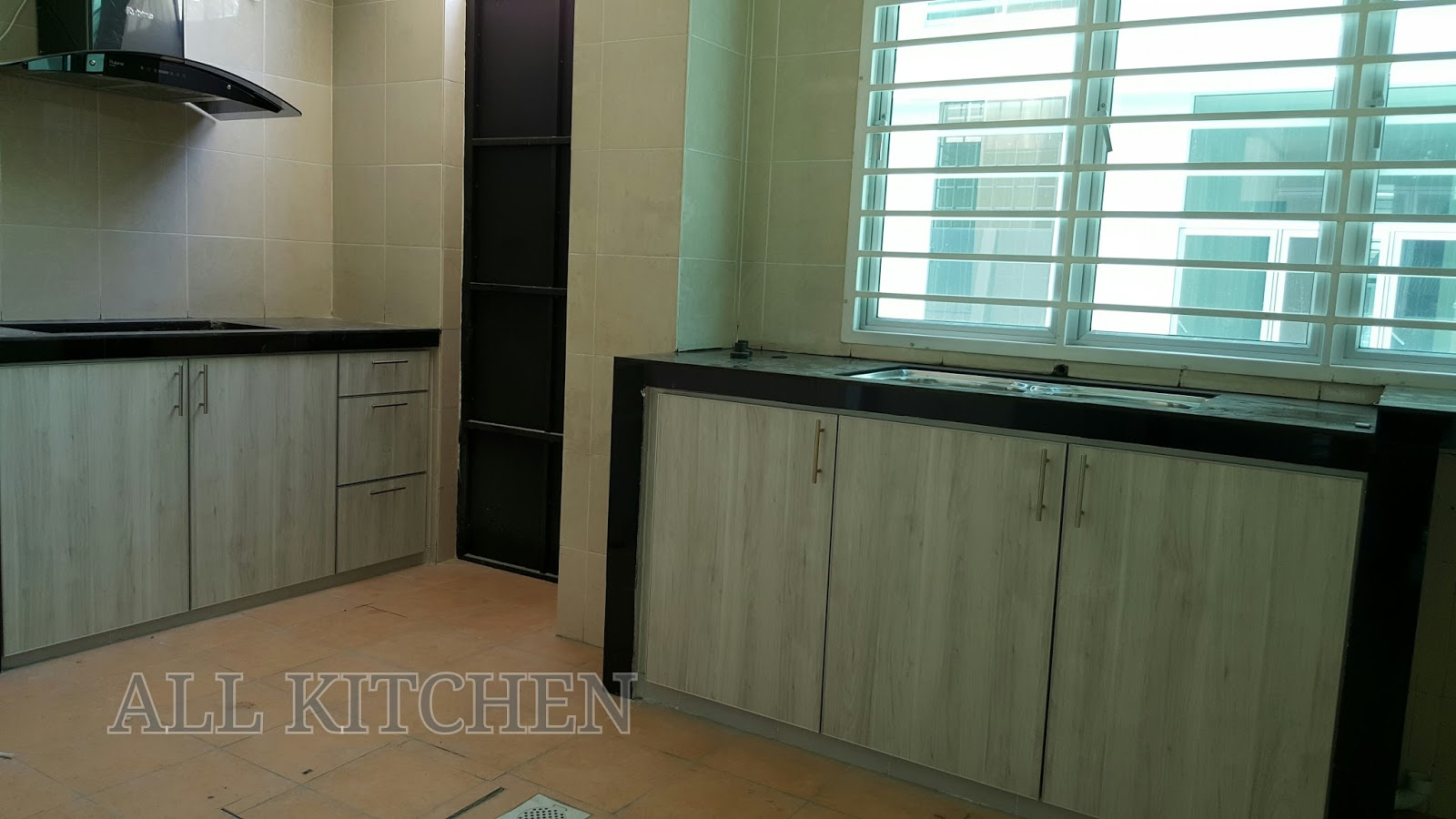 Kitchen cabinet bangi avenue for Kitchen cabinet murah 2016