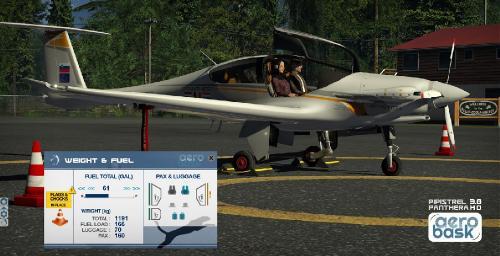 Loja 0800: Pipistrel Panthera v3 GTN 750 - Aerobask