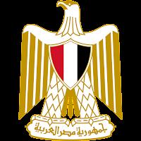 Logo Gambar Lambang Simbol Negara Mesir PNG JPG ukuran 200 px
