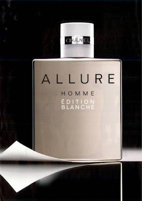 Allure Edition Blanche (2008) Gabrielle Chanel