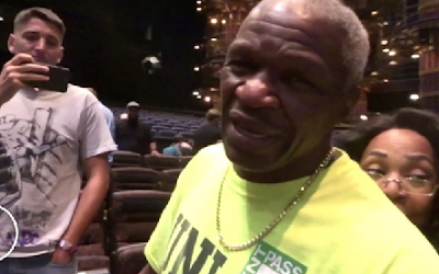 Floyd's Dad To Bieber: Just Cause You Changed Doesn't Mean Floyd Should!