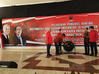 Rachmat Hidayat: Kader Partai Senantiasa Menjaga Rakyat
