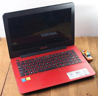 Jual Laptop Gaming Asus X455L-JWX361T 2nd