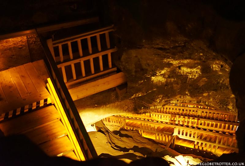 The Wieliczka Salt Mine