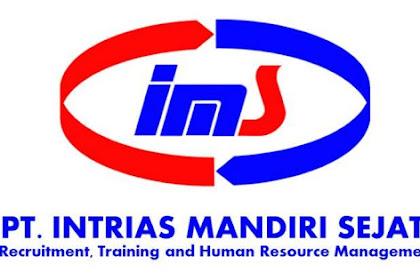 Lowongan Kerja Admin PT. INTRIAS MANDIRI SEJATI
