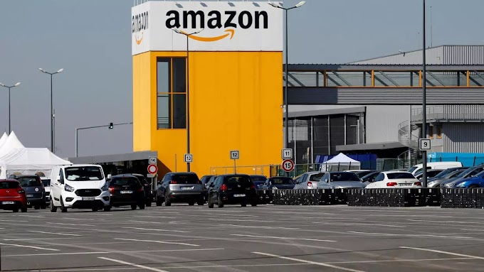 Amazon agrees with French unions for reopening in France from May 19