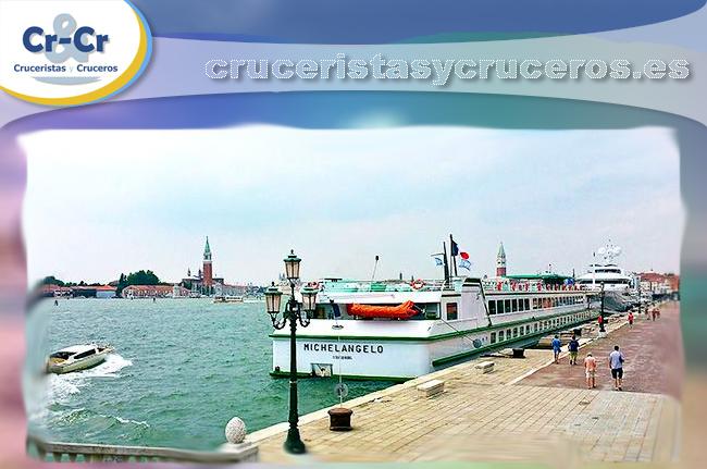 ► Sena, Danubio y Venecia, ¿os apetece un fluvial?