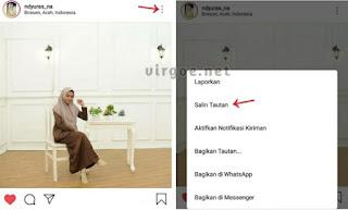 Cara Menyimpan Video di Instagram ke Galeri
