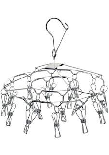 Подвесная вешалка для сушки белья