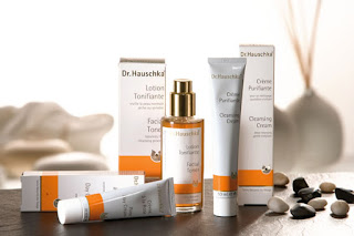 organic beauty products by Dr. Hauschka
