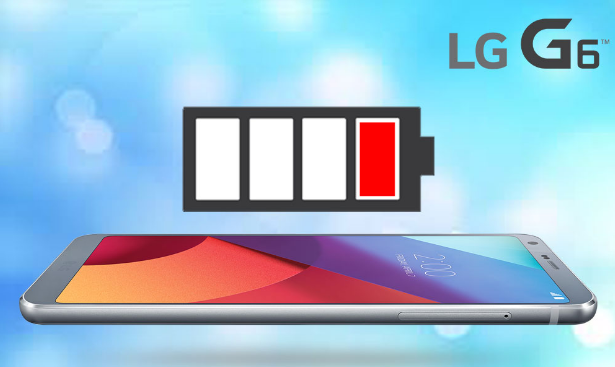 How to Fix LG G6 Battery Life Issues