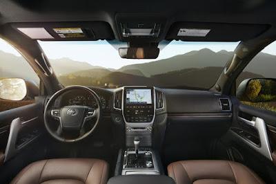 Carshighlight.com - 2021 Toyota Land Cruiser