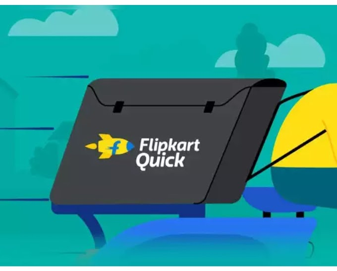 Flipkart Quick Service Launch, Delivery in Just 90 Minutes