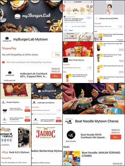 SAVE MORE WITH SHOPEEPAY WHEN SHOPPING AT MYTOWN SHOPPING CENTRE IN CHERAS
