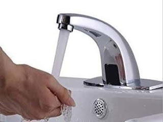 Fully Automated Tap पूर्ण स्वचालित नल