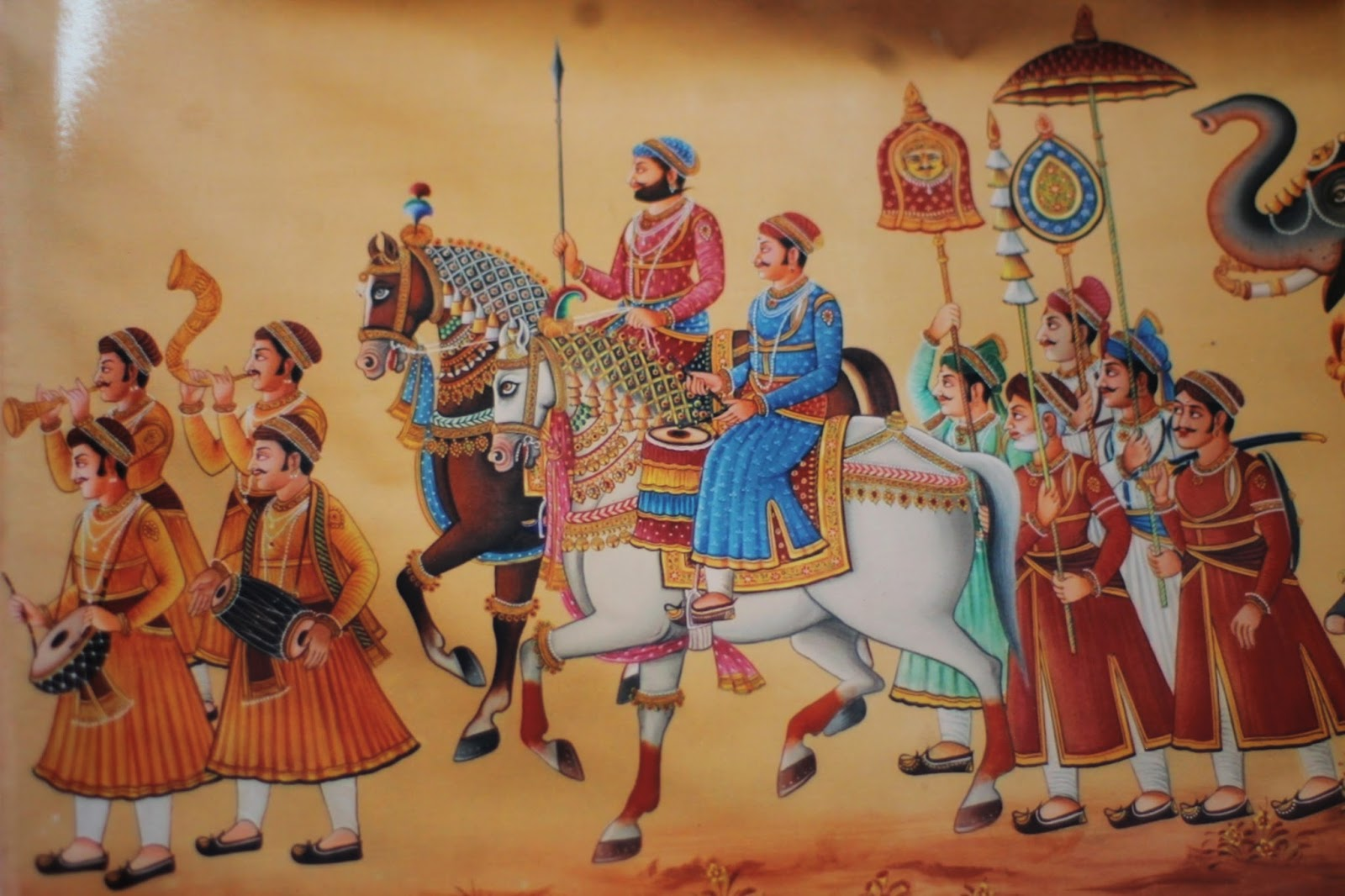 The Cultural Heritage of India: * Ethnic Wall Paintings of ...