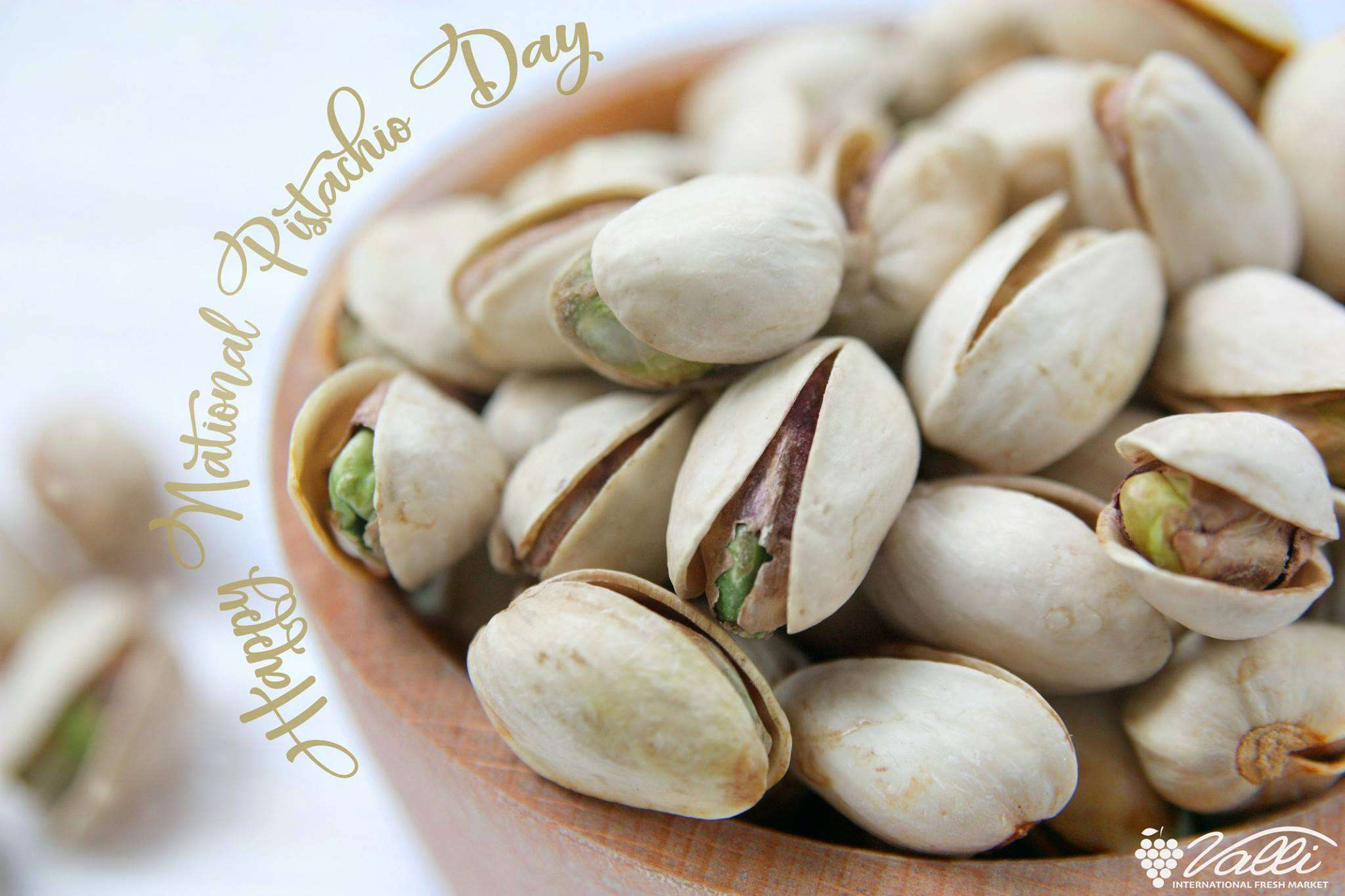 National Pistachio Day Wishes Unique Image