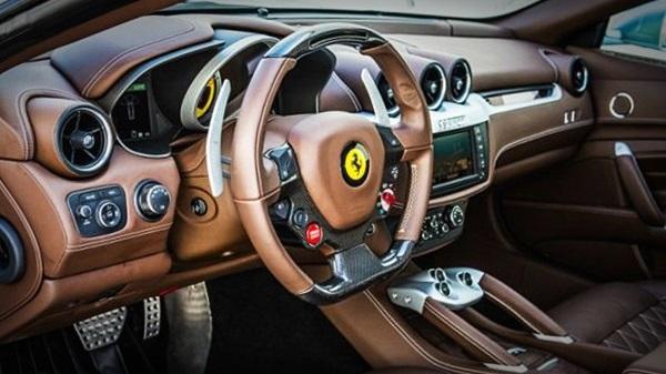 2016 Ferrari 2017 Car Cars Interior