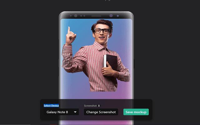 الموقع الجديد لوضع صورك وتصاميمك على هواتف جاهزة بضغط واحدة