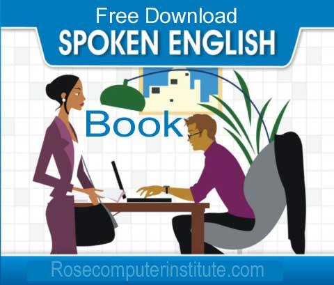 Spoken English book