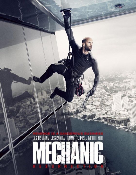 Mechanic: Resurrection (2016) Free Download