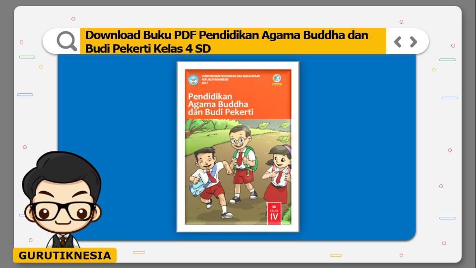 download buku pdf pendidikan agama buddha dan budi pekerti kelas 4 sd