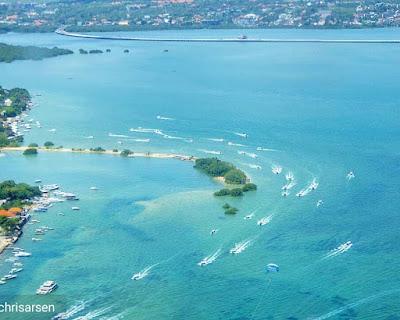 Tempat Wisata Pantai Tanjung Benoa