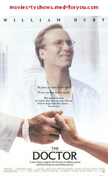 مشاهدة فيلم الدراما الطبي The Doctor 1991 مترجم بجودة 720p Bluray مشاهدة اون لاين مباشرة وتحميل مباشر