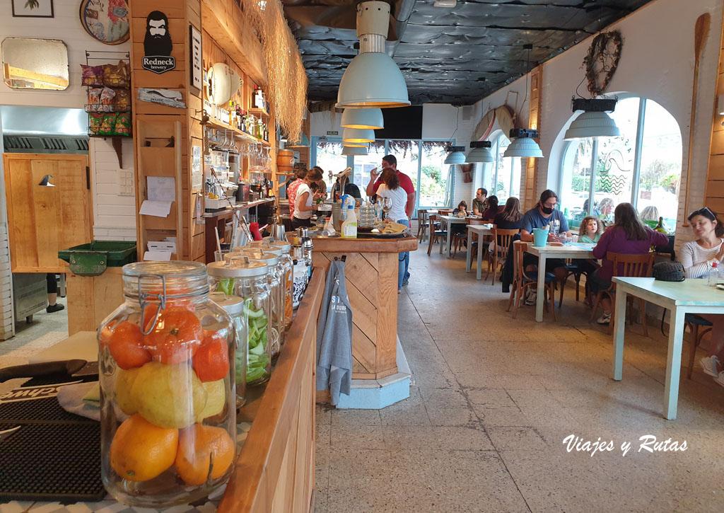 Restaurante La Surfería de Suances