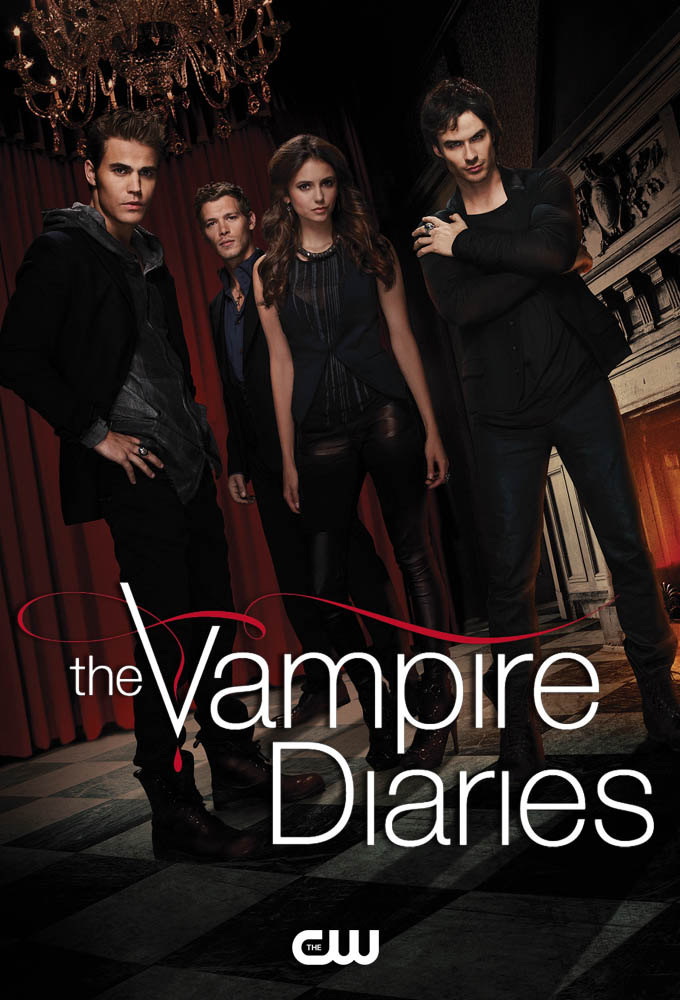 Diarios de Vampiros |Latino| |Serie Completa| |Mega|