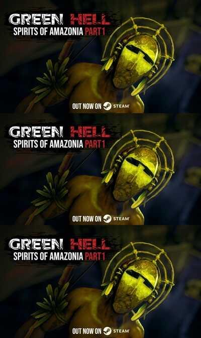 โหลดเกมส์ [Pc] Green Hell - The Spirits of Amazonia