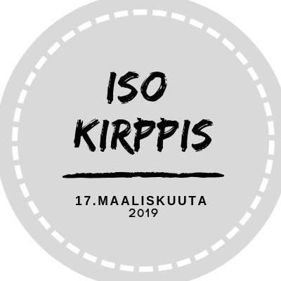 isokirppis oulu 2019