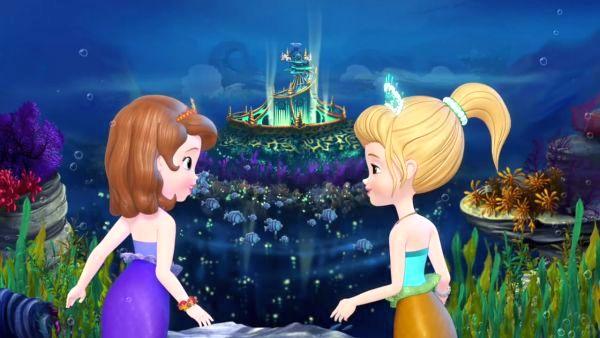 MERMAID PRINCESS OONA: So, do you wanna see my castle
