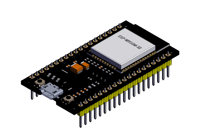 ESP32 Dev Module For IoT (Internet of Things)