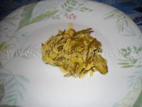 zucchine con aceto