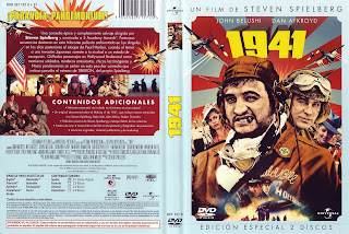 Carátula - 1943 - Steven Spielberg