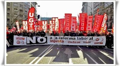 Reaciónes ante la Reforma Laboral