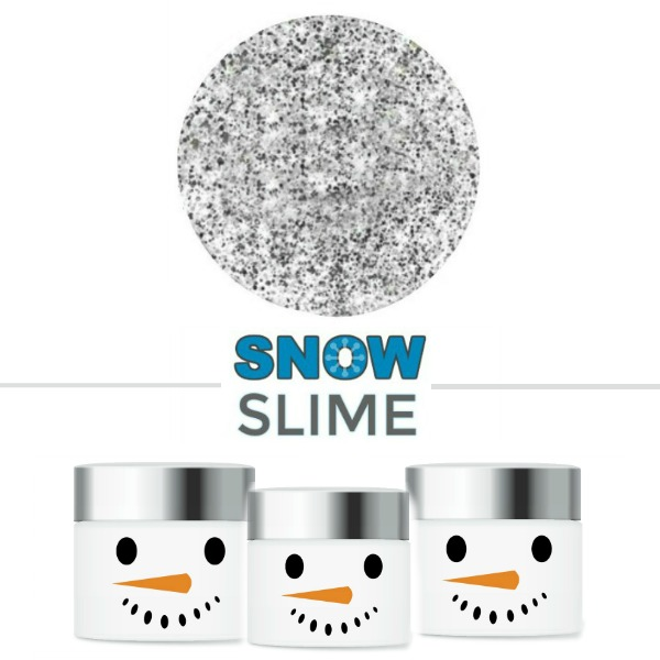 "ICY-COLD SNOW SLIME- 2 ingredient recipe.  This is just ""too cool""! #snowslime #snowslimerecipe #slime #slimerecipe #slimerecipeeasy #slimeforkids #growingajeweledrose #playlearngrow"