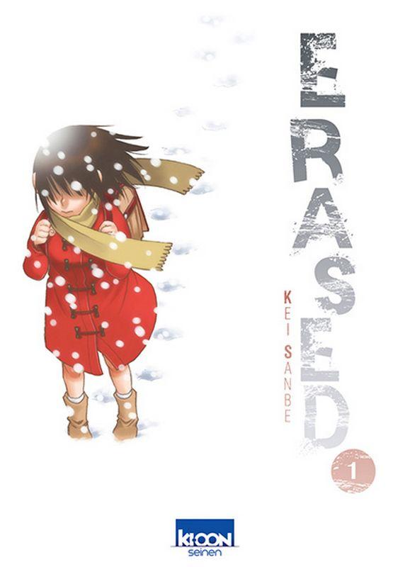 Erased, de Kei Sanbe tome 1