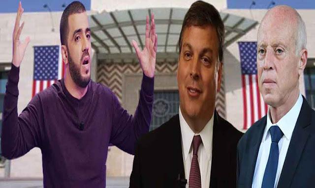 سفارة الولايات المتحدة بـ تونس تكذّب تصريحات راشد الخياري