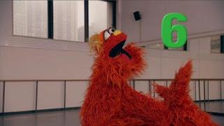 Murray Sesame Street sponsors number 6, Sesame Street Episode 4323 Max the Magician season 43