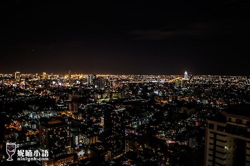 【曼谷高空景觀餐廳】悅榕莊 Vertigo Too。天台酒吧新亮點