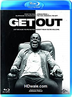 Get Out Movie Download English (2017) 1080p BluRay