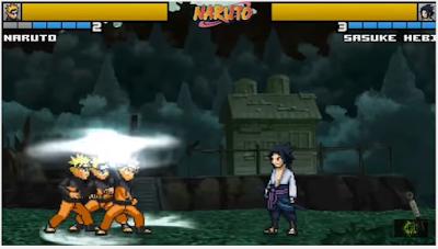 Game Naruto Era Shinobi Mod Apk